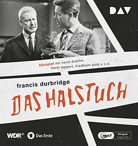 Das Halstuch: Filmhörspiel mit Heinz Drache, Horst Tappert u.v.a. (1 mp3-CD)