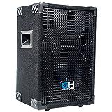 Grindhouse Speakers - GH10L - Passive 10 Inch 2-Way PA/DJ Loudspeaker Cabinet - 600 Watt Full Range...