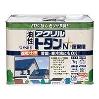 アクリルトタンN屋根用 7kg 8色 空