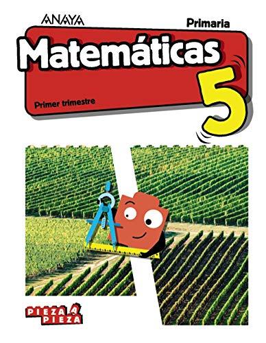 Matemáticas 5. (Taller de resolución de problemas) (Pieza a Pieza)