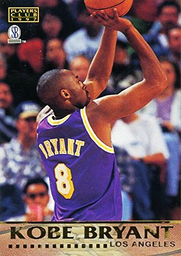 Kobe Bryant 1996/97 Scoreboard Players Club #16 ROOKIE Card in Mint Condition! Los Angeles Lakers Future Hall of Famer ! Shipped in Ultra Pro Top Loader to Protect it !