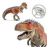 miju Tiere Spielzeug, Riesendrache Spielzeug Kunststoff Pädagogische, Realistische Tiere, Actionmodell, Lernspielzeug, Geschenk, 15cm fabulous -