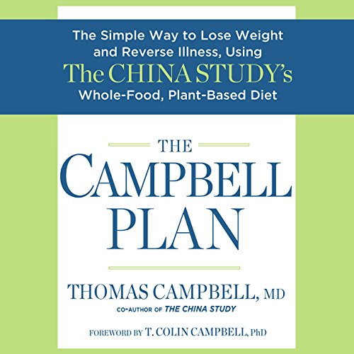 The Campbell Plan audiobook cover art