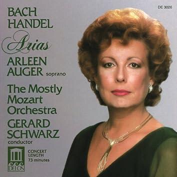 Auger, Arleen: Arias - Bach, J.S. / Handel, G.