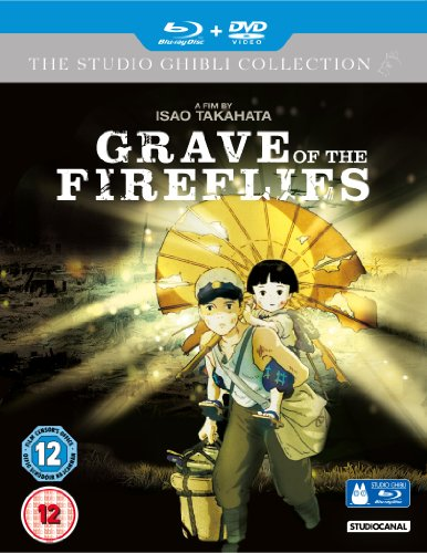 GRAVE OF THE FIREFLIES [Blu-ray] [UK Import]