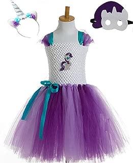 Rari Little Pony Costume Tutu Dress/Accessories from Chunks of Charm