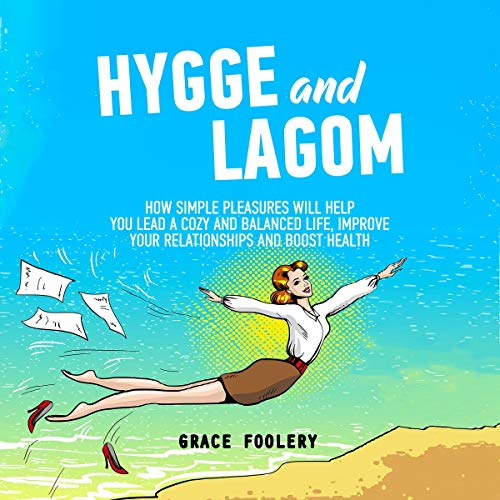 Hygge and Lagom audiobook cover art