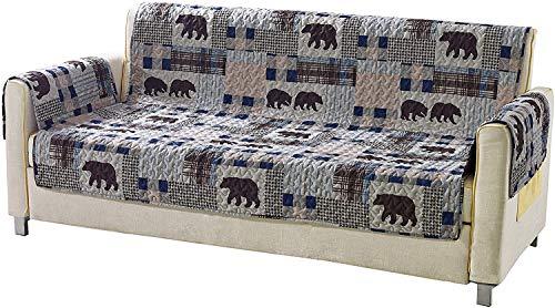 sillón patchwork fabricante AZORE LINEN