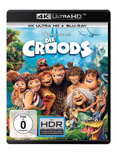 Die Croods (4K Ultra HD) (+ Blu-ray 2D)