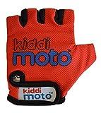 KIDDIMOTO Guantes de Ciclismo sin Dedos para Infantil (niñas y niños) - Bicicleta, MTB, BMX, Carretera, Montaña - M (4-8 y)