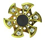 Toyland Jouet de nouveauté Spinarooz Hand Spinner - Fidget Spinner - 3 en 1 - Saut,...
