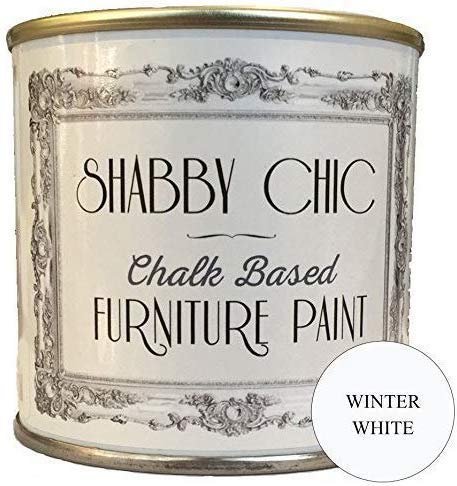 Shabby Chic 250ml Winter White