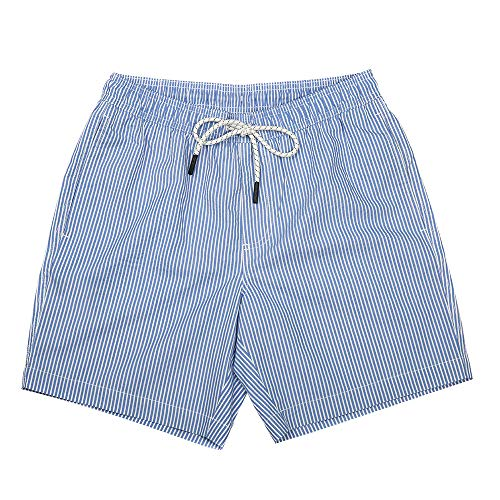TIDE TREND Uomo Costume Pantaloncini da Bagno Vacanze estive Asciugatura Rapida per Festival di Musica