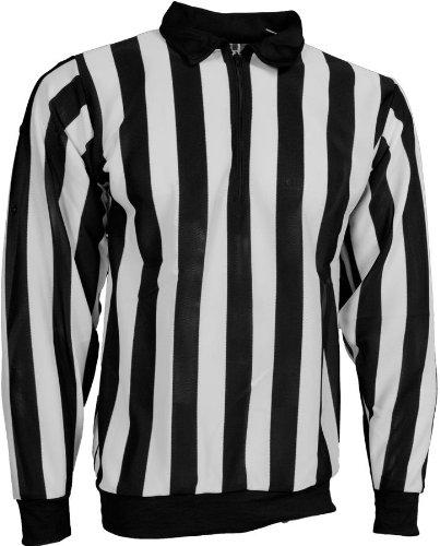 CCM Referee Jersey 150 W/Snaps, Size Medium