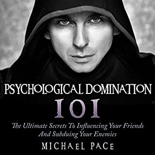 Psychological Domination 101 cover art