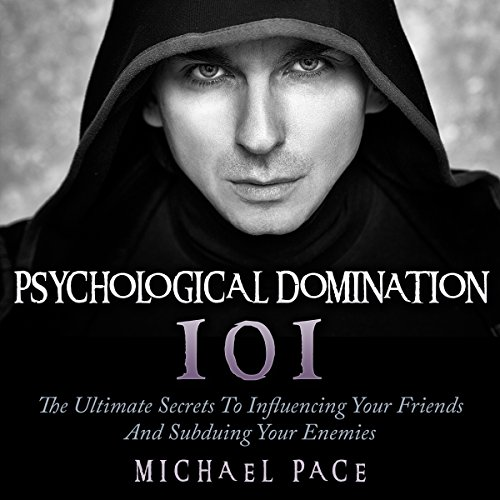 Psychological Domination 101 audiobook cover art
