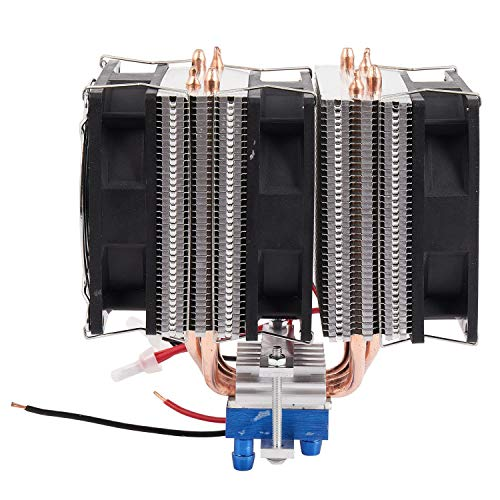 Cobeky 1 PC refrigerador termoeléctrico semiconductor refrigeración peltier refrigerador aire refrigerador radiador enfriador de agua sistema de refrigeración dispositivo