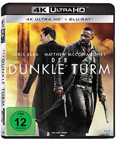Der dunkle Turm (4K-UHD BD -2) [Blu-ray]