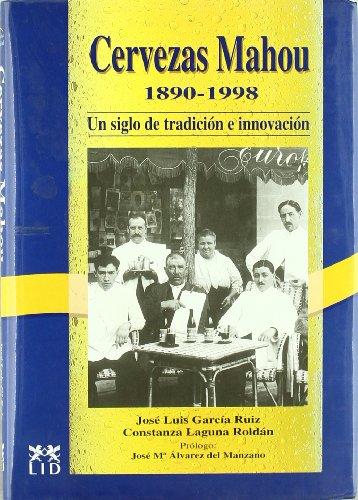 Cervezas Mahou 1889-1997
