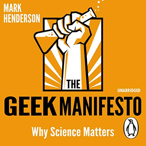 The Geek Manifesto cover art