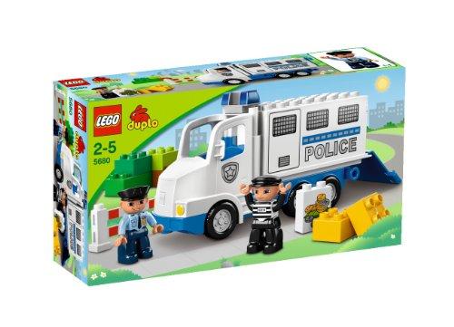 Lego 5680 - DUPLO Town 5680 Polizeitransporter