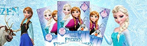 Lucky Sacs lb0028 Lucky Disney Frozen Sacs (Lot de 12)