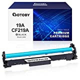 GOTOBY Compatible Drum Unit Replacement for HP 19A CF219A Imaging Drum High Yield Work with HP Laserjet Pro M130fw M130fn M130nw M102w M102a M130a MFP M102 M130 Printer