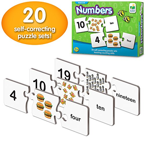 The Learning Journey: Match It! Numbers Puzzle Set Now $5.84 (Was $11.99)