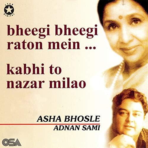 Asha Bhosle & Adnan Sami