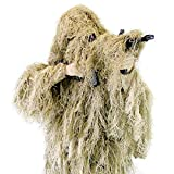 Best Ghillie Suits - Arcturus Warrior Ghillie Suit (Field Grass, M/L) Review