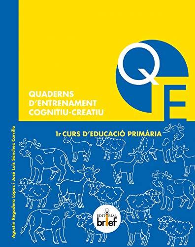 Quaderns d'entrenament cognitiu-creatiu (1er de Primària) (Talentos en Acción)