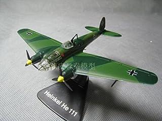Atlas Metal 1:144 New Finshed Model Heinkel He-111