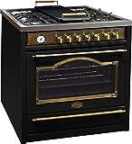Kaiser HGE 93555 Em Gaz Electrique Cuisinière 90cm/Four électrique/Cuisinière/115L...
