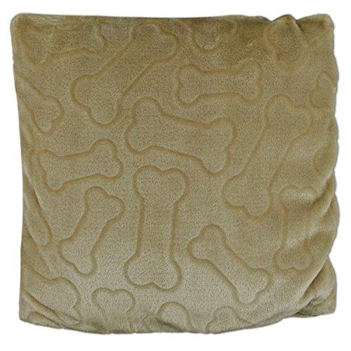 Bone Dry Embossed Pet Pillow Blanket