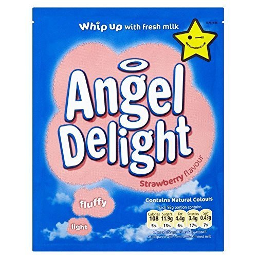 Angel Delight Strawberry (59g) by Groceries