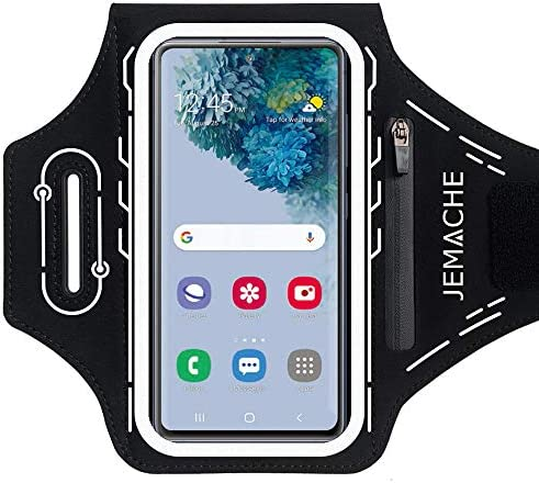 JEMACHE Machine Series Running Armband for Samsung Galaxy S20 S10 S9 S8 S20 FE S20 Ultra Note product image