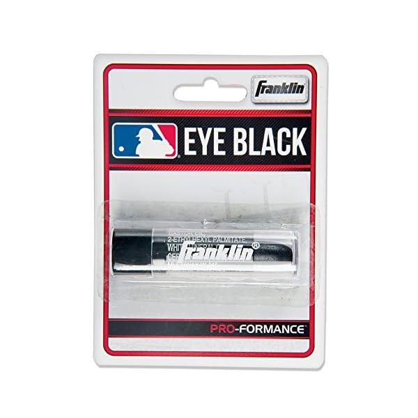 Franklin Sports MLB Eye Black – Glare Reduction Eye Black For All Athletes...