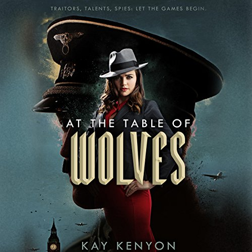 At the Table of Wolves audiobook cover art
