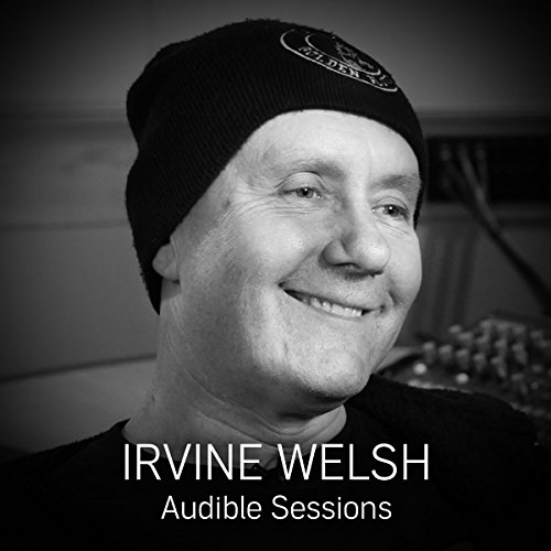 Irvine Welsh audiobook cover art