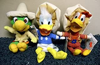 Retired Disney 3 Caballeros 8