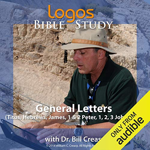 General Letters (Titus, Hebrews, James, 1 & 2 Peter, 1, 2, 3 John, Jude) cover art