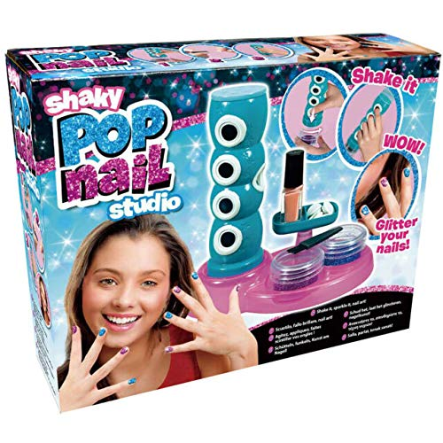 Gran regalo para los niños. Shaky Pop Nails HKY00000 juego de juguete de estudio, creativo, educativo, niño, niño, niña, pretender construir bloques inteligentes divertidos