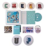 TWICE 2nd Mini Album - PAGE TWO [ Mint Ver. ] CD + Photobook + Garland + Lenticular Card + Photocard + FREE GIFT / K-pop Sealed