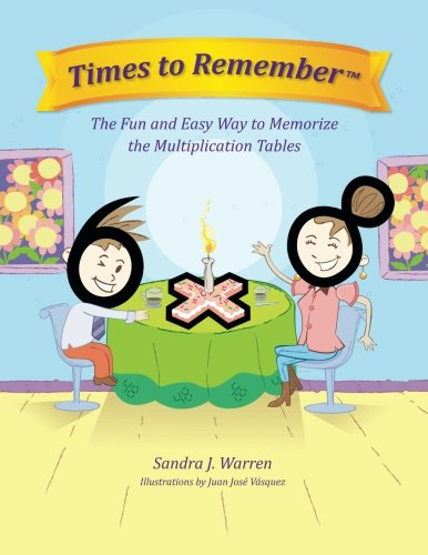 Times To Remember The Fun And Easy Way To Memorize The Multiplication Tables