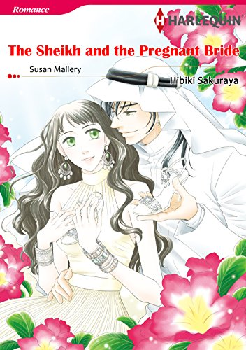 The Sheikh and the Pregnant Bride: Harlequin comics (English Edition)