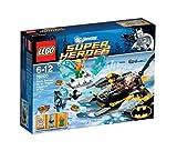 LEGO Super Heroes - DC Comics: Batman vs. Mr. Freeze: La Incurs (76000)
