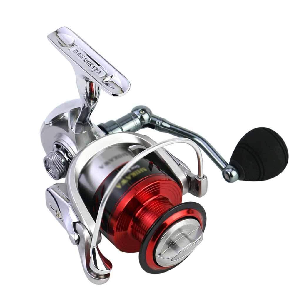 Carretes 1000-7000 Serie de pesca carrete de la pesca Full Metal ...