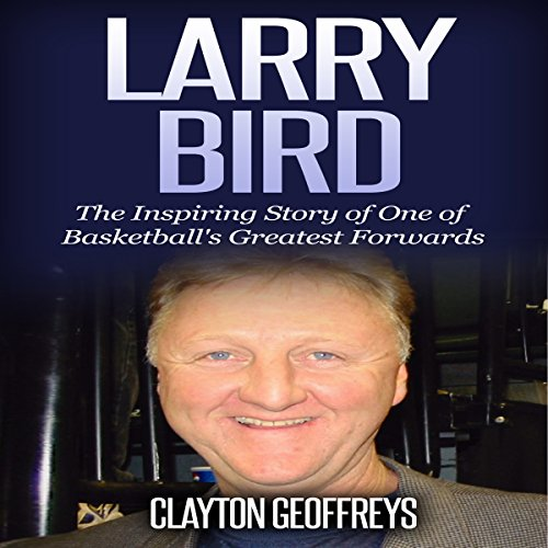 Larry Bird audiobook cover art