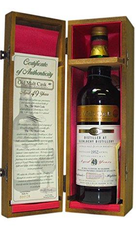 Glenlochy (silent) - Old Malt Cask - 1952 49 year old Whisky