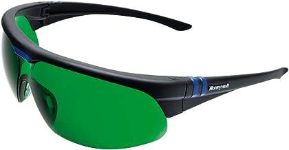Honeywell Millennia 2G veiligheidsglas, groen kijkvenster, zwart frame